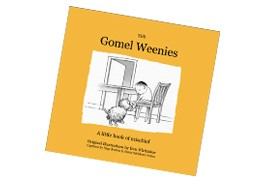 The Gomel Weenies - buy your copy today!